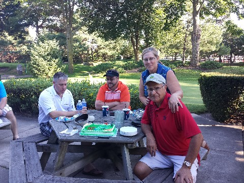 2013 Golf Outing, August